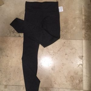 NWT free people black cut out leggings xs